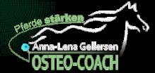 Osteo-Coaching für Pferde Anna-Lena Gellersen